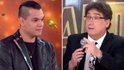 Oscar Mediavilla criticó el performance de Brian Lanzelotta y Ángela Leiva