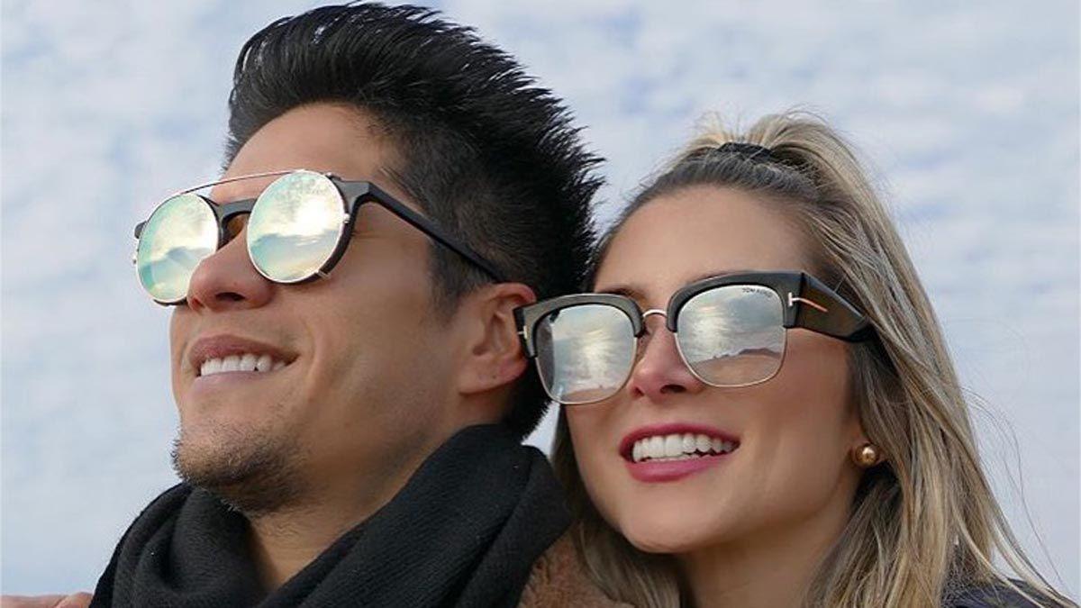 Esposa de Chyno Miranda da detalles de la salud del cantante
