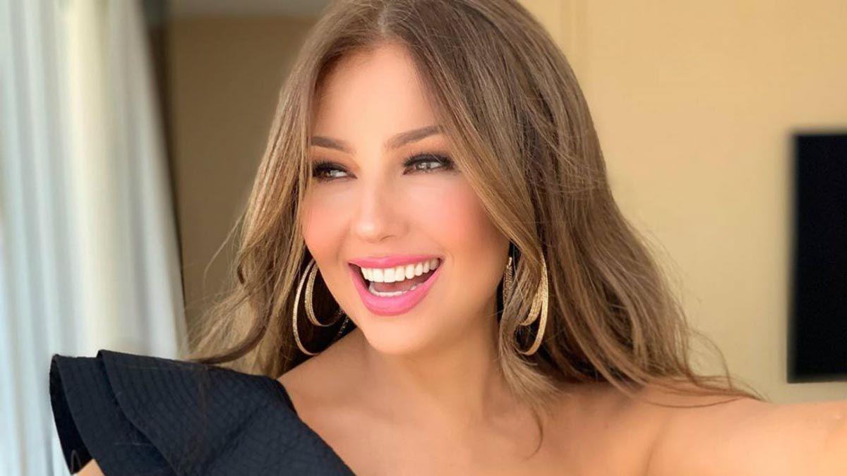 Thalía se solidariza con las personas que sufren de depresión y ansiedad