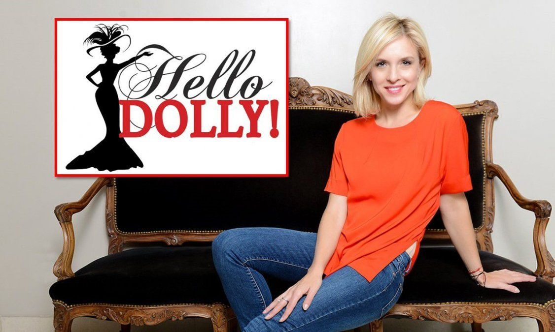 Carla Peterson sería otra de las protagonistas de Hello Dolly