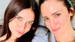 Zaira Nara es la madrina de Filipa, la hija de Laura Chaves