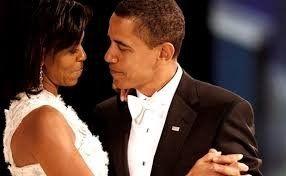 ¡Dulce! Michelle Obama se rinde en elogios hacia Barack
