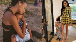 ¡Duelo! Tras la muerte de Naya Rivera, así vive su hijo