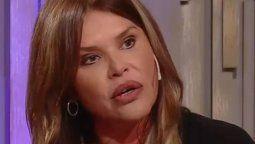Me gusta mucho la plata: Nazarena Vélez alejada del medio contó detalles de su vida