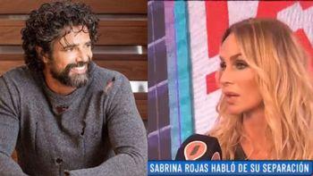 Luciano Castro habló de su actual relación con Sabrina Rojas