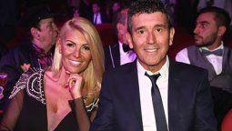 Miguel Ángel Cherutti anunció su separación de Fabiola Alonso tras 23 años juntos
