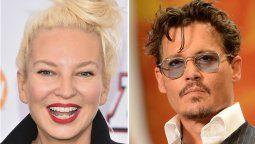 Sia declara su apoyo a Johnny Depp en juicio contra Amber Heard