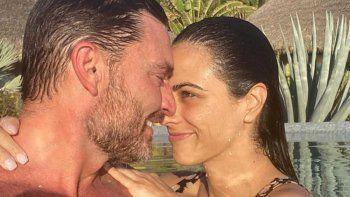 ¡Enamorada! Valeria Marín habló sobre su relación con Julián Gil