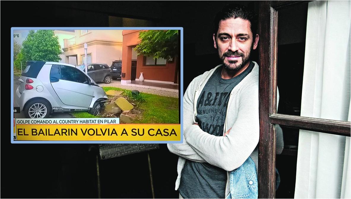 Grupo comando intentó asaltar a Hernán Piquín; 11 tiros, huida, gritos y choque: Me salvé de milagro