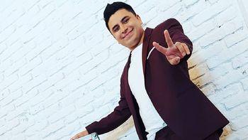 Francisco Benítez, ganador de La Voz Argentina 2021