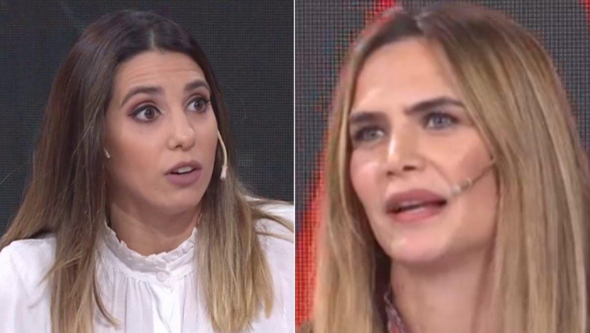 Amalia Granata le dijo a Cinthia Fernández en su cara que no quiere fotografiarse con ella