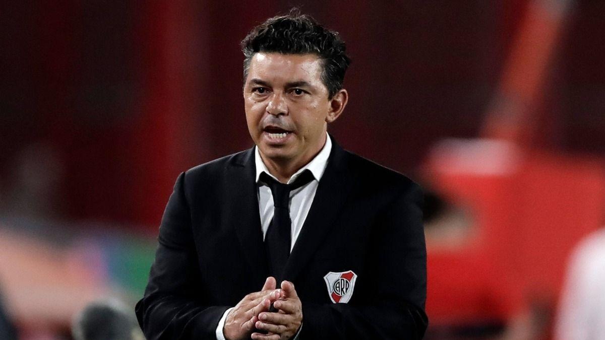 Marcelo Gallardo tiene contrato con River Plate hasta el mes de diciembre