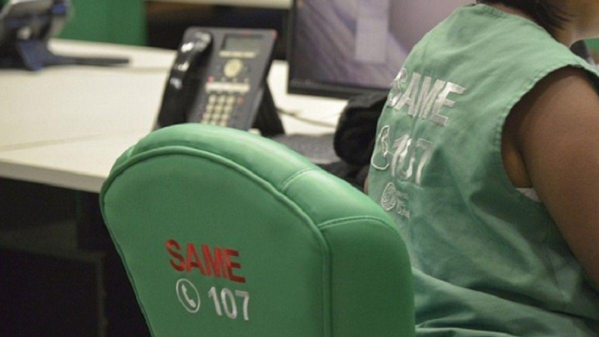 Operadora del Same tuvo que hacer sumario tras reírse en una llamada de emergencia