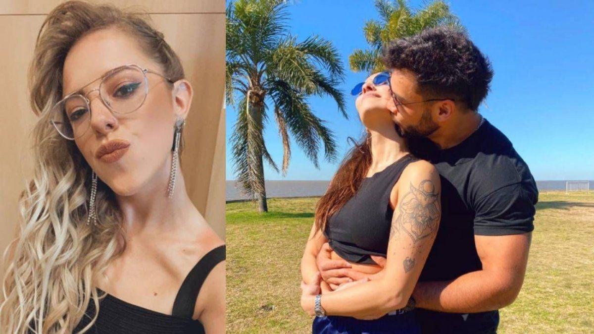 Bruno Siri fue novio de Nati Jota y ahora de Ivana Nadal (ex amiga de Jota)