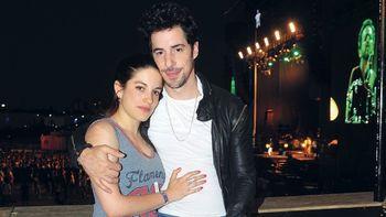 Esteban Lamothe y Katia Szechtman estuvieron juntos por 4 años