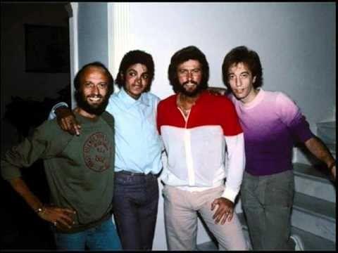 ¡Inédito! Barry Gibb