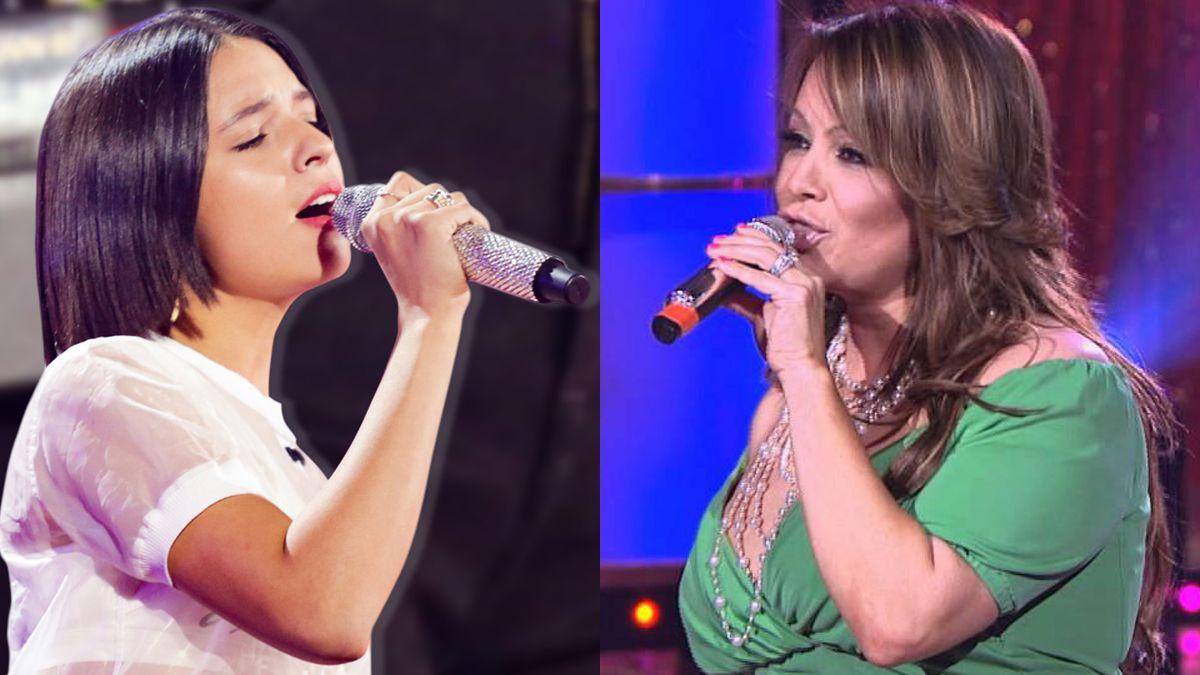 Ángela Aguilar se une a Jenni Rivera para su nueva producción discográfica