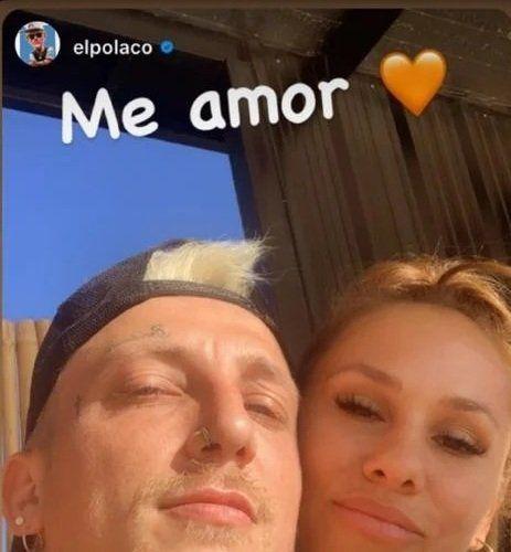 La selfie de El Polaco y Barby Silenzi que confirma su reconciliación