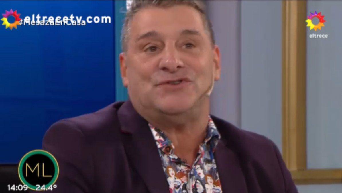 El Turco García habló a fondo sobre su adicción a las drogas: El culpable es uno