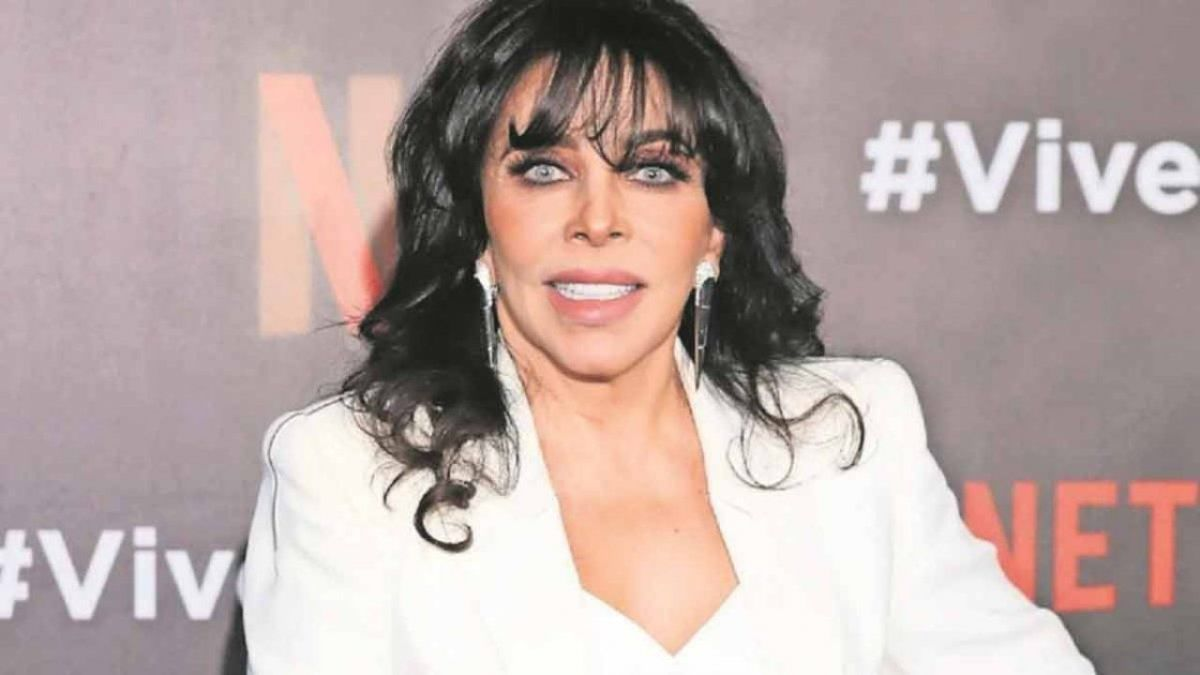 Verónica Castro vuelve al cine con una imagen irreconocible