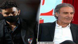 Para Oscar Ruggeri los días de Marcelo Gallardo en River Plate están contados