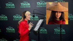 ¡Figurando! Danna Paola participará en la próxima película de Disney