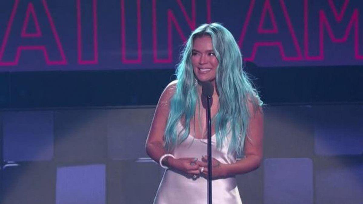 ¡Una gran noche! Los Latin American Music Awards fueron todo un éxito