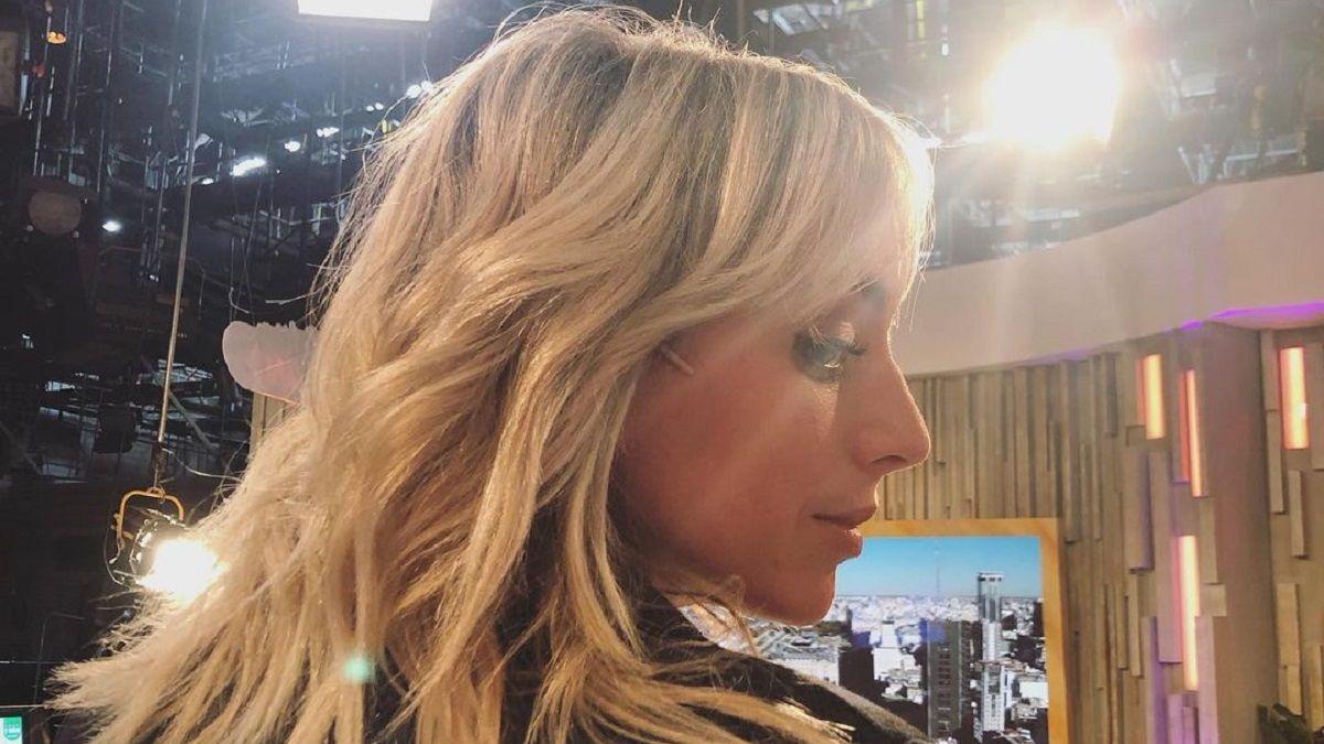 Tamara Pettinato quedó fuera del ciclo de Telefe