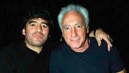 Guillermo Coppola, quien podría ser demadando por Leopoldo Luque, fue representante y amigo personal de Diego Maradona