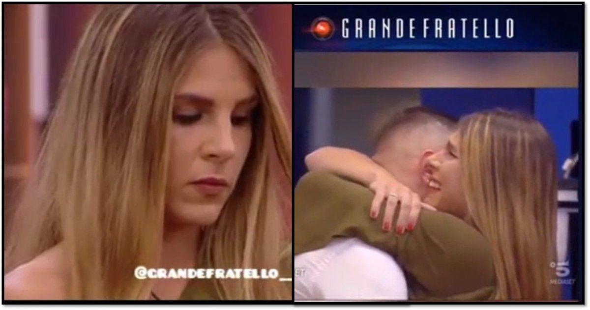 Después de haber sido infiel ante las cámaras eliminaron de Gran Hermano italiano a Ivana Icardi