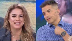 La chicana de Ángel de Brito a Marina Calabró: Vuelve a TV Nostra