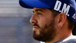Diego Junior reflexionó sobre el entorno de su padre, Diego Maradona