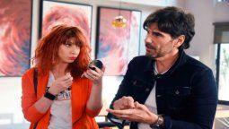 La actriz Romina Gaetani contó lo dificil que fue trabajar junto a Juan Darthés