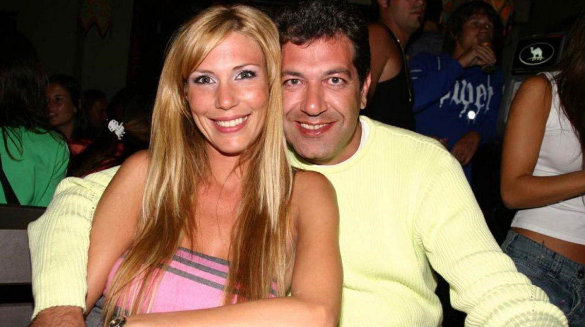 Detuvieron al ex marido de Celina Rucci, Claudio Minnicelli