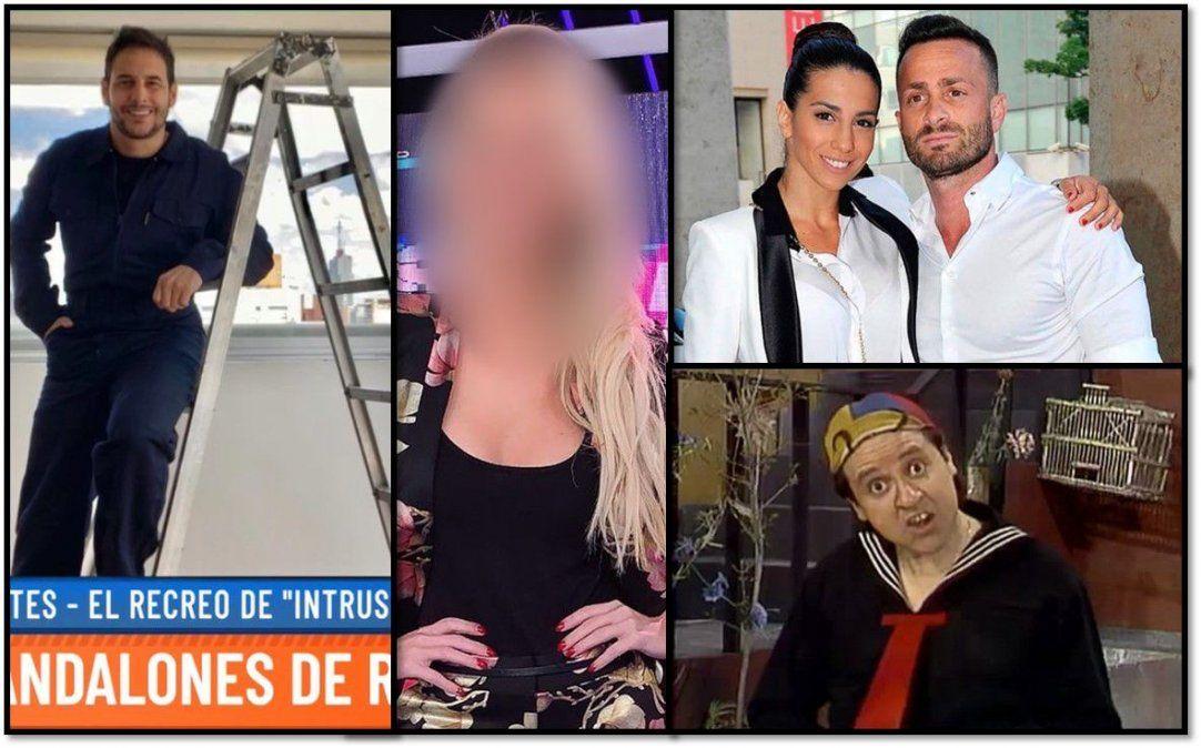 Escandalones: los chats privados de Cinthia y Baclini; la cuarentena porno de una panelista y la venganza de Kiko