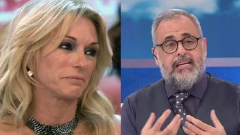 Yanina Latorre amenazó a Jorge Rial con mostrar un audio comprometedor