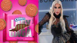 ¡Ahora sí! Lady Gaga ya tiene sus galletas en el mercado