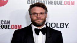 El actor y comediante Seth Rogen será Rand Gauthier en la nueva serie de Hulu