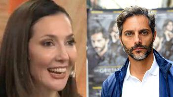 Cristina Pérez habló de su romance con Joaquín Furriel