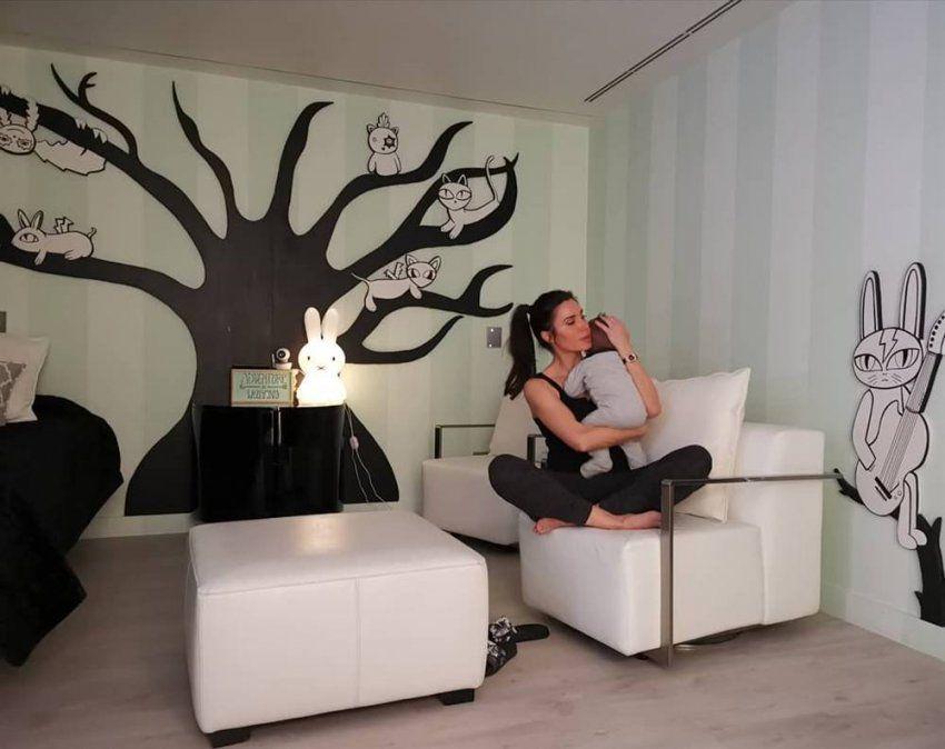 ¡Impresionante! Pilar Rubio tiene una casa de ensueño