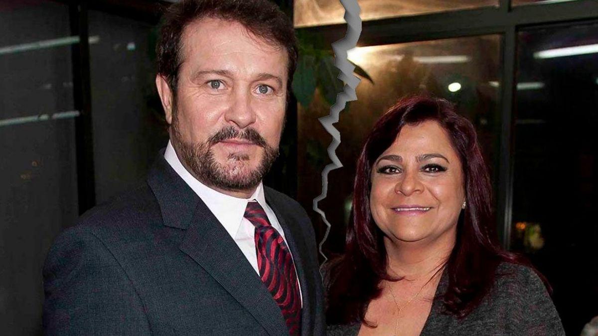Arturo Peniche se separa tras 38 años de matrimonio