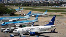 Desde el 1 de febrero se limitarán los vuelos con Estados Unidos, Europa, Brasil y México
