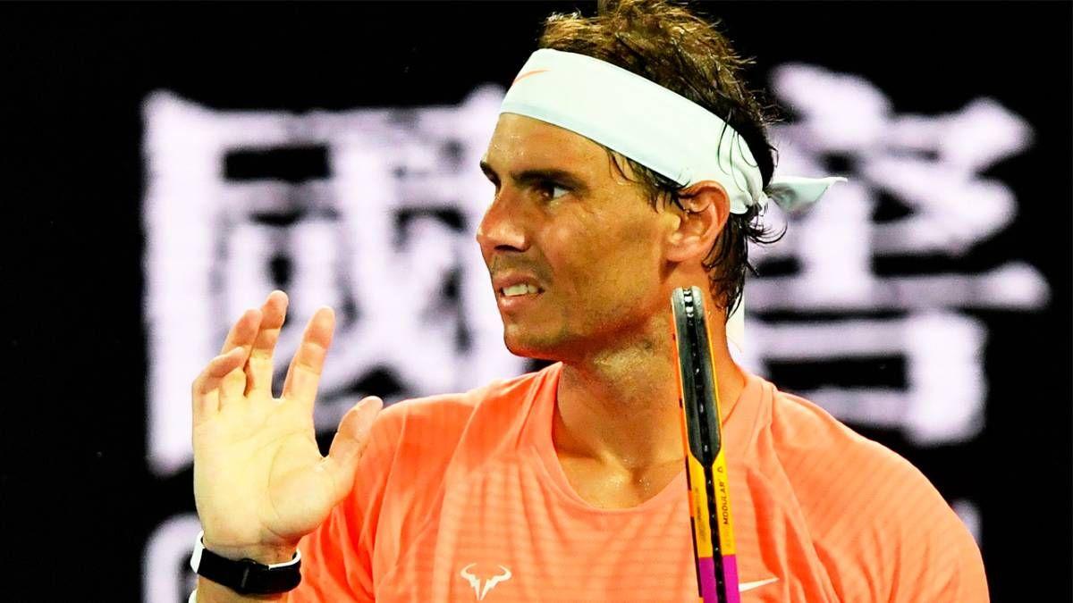 Rafa Nadal: No tengo idea de cuándo colgaré la raqueta