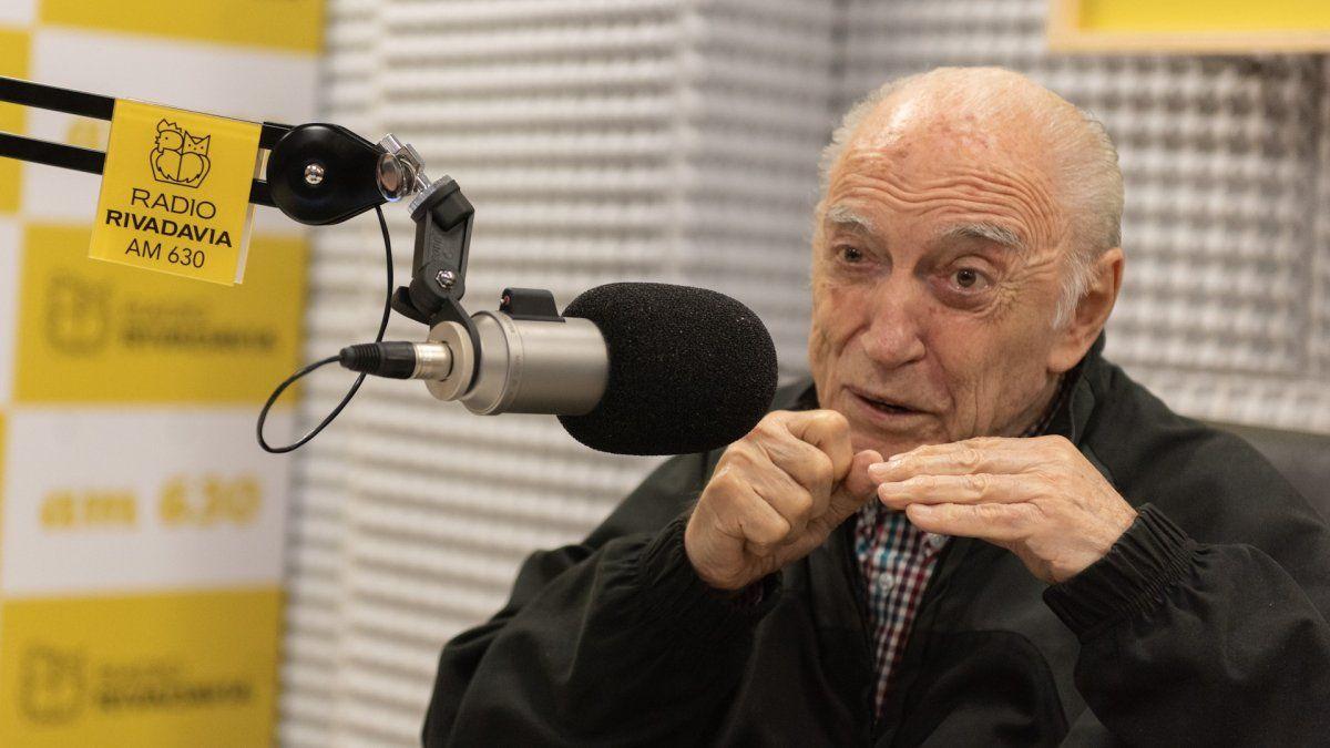 Jorge Cacho Fontana se contagió de Covid por primera vez en Julio de 2020