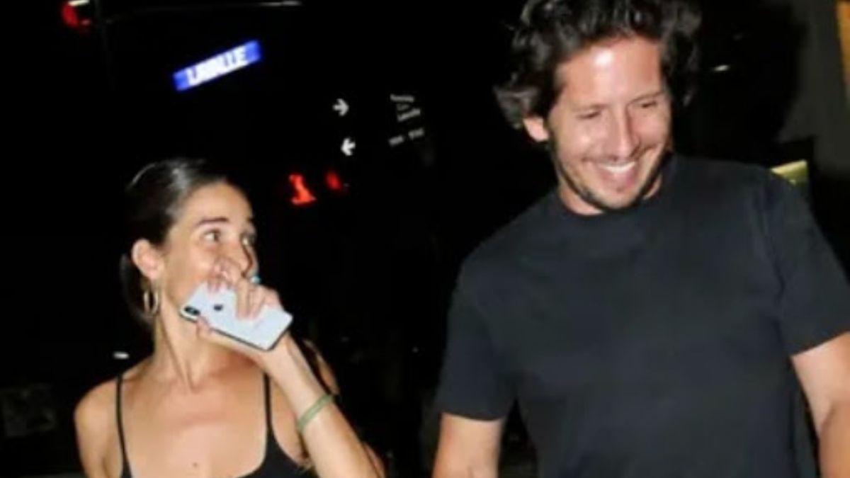 Juana Viale habló de su noviazgo con Agustín Goldenhorn por primera vez