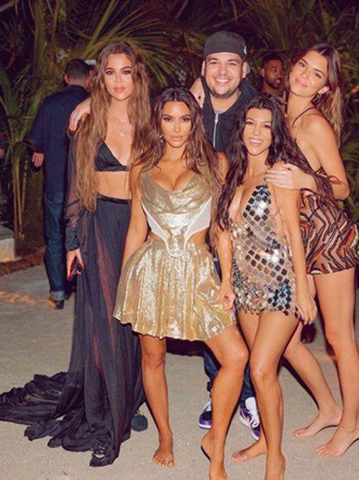¡Un derroche! Kim Kardashian gastó 1 millón de dólares en su cumpleaños