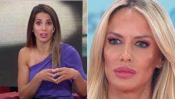 Cinthia Fernández filosa con Luciana Salazar: Me gustaría verla a cara lavada