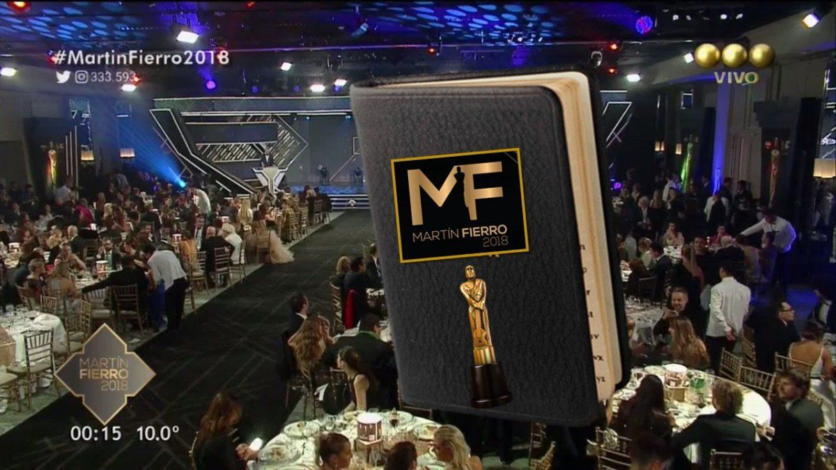 El libro negro del Martín Fierro: todos los chismes, peleas y cruces de la noche