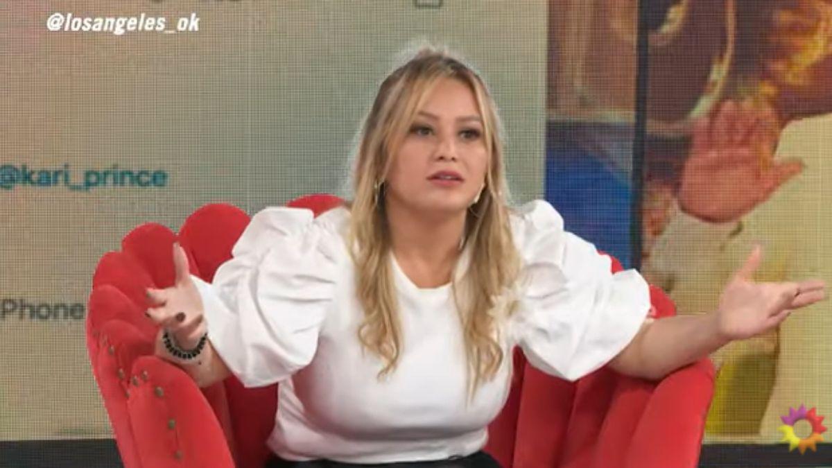 El descargo de Karina La Princesita luego del intenso cruce con Natalia Cociuffo