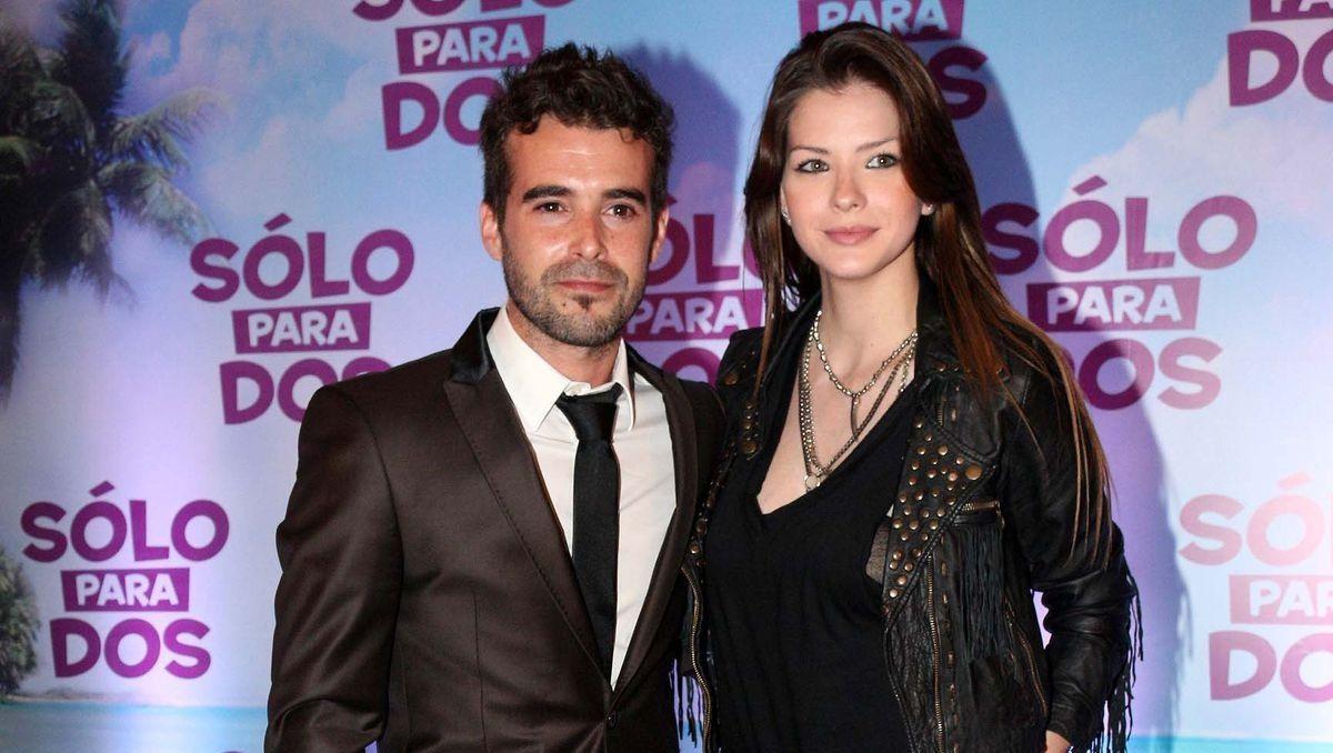 Nicolás Cabré y María Eugenia Suárez tienen una hija en común